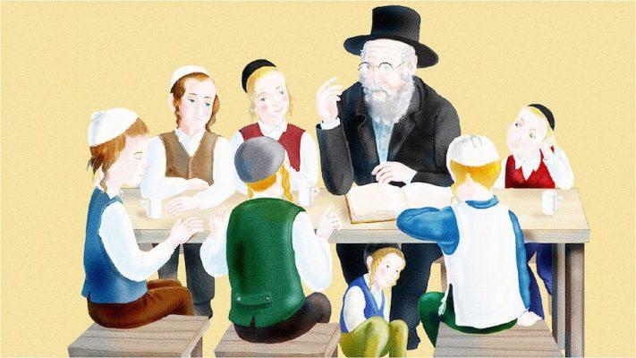 cách người Do Thái dạy con tự lập